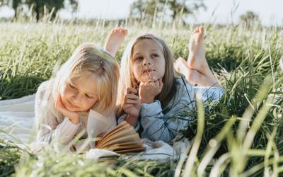 Creative ideas for reading with kids