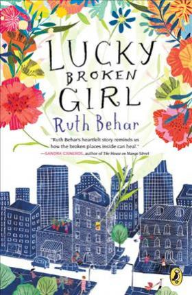 Must-read Jewish book for kids 'Lucky Broken Girl'