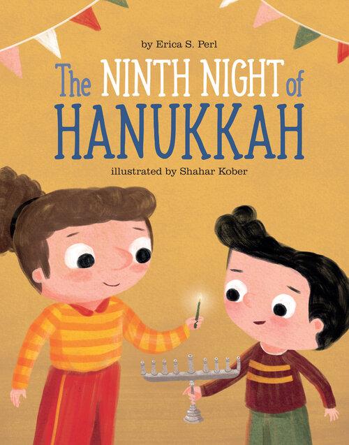 Must-read Jewish book for kids 'The Ninth Night of Hanukkah'